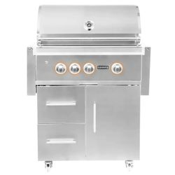 Coyote S-Series Gas Grill on Cart - 30""