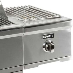 Coyote Single Side Gas Burner for Carts