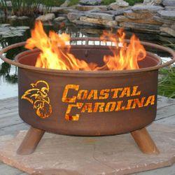 Coastal Carolina Wood Burning Fire Pit