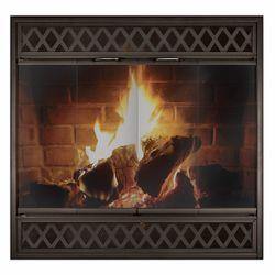 Complete Reface Zero Clearance Fireplace Door