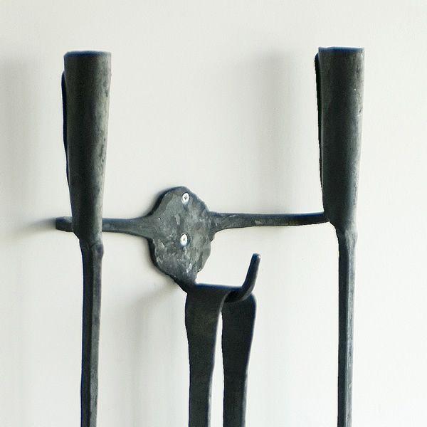Conmoto Ferro/Fuoco Tool Set Wall Mount image number 0