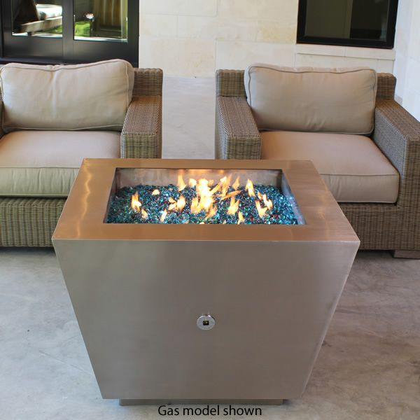 Cono Fia Stainless Steel Wood Burning Fire Pit image number 5