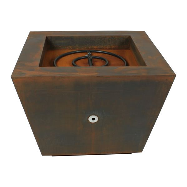 Cono Fia Steel Gas Fire Pit image number 1