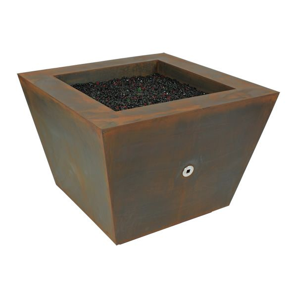 Cono Fia Steel Gas Fire Pit image number 3