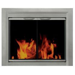 Conway Fireplace Glass Door