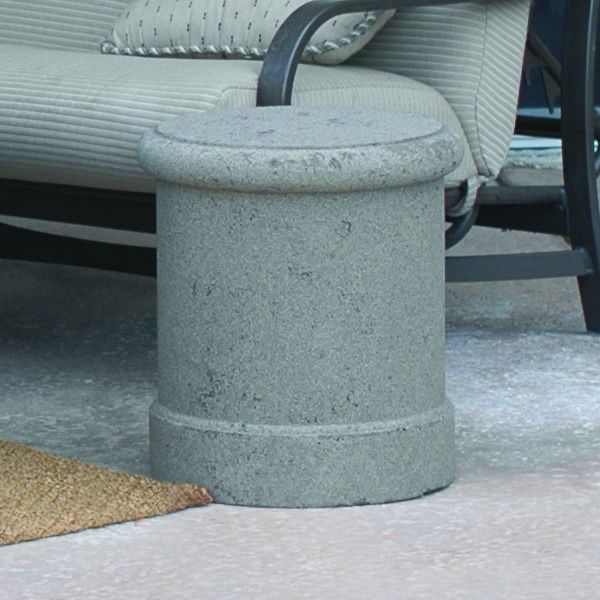 Contempo Propane Tank Enclosure/End Table image number 0