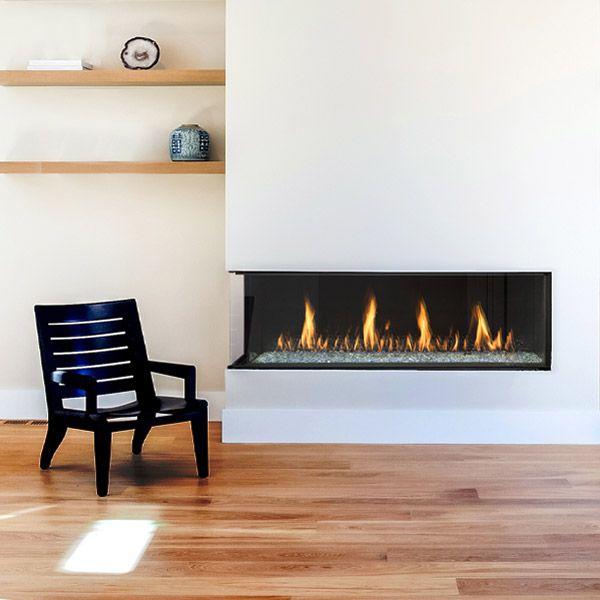 Montigo Prodigy Corner Direct Vent Gas Fireplace image number 0
