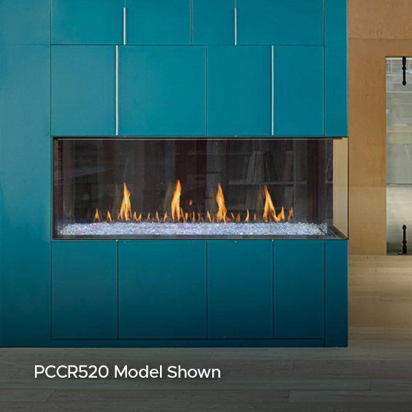 Montigo Prodigy Corner Direct Vent Gas Fireplace image number 2