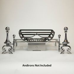 """Caxton Fire Basket For Andirons - 22"""""""