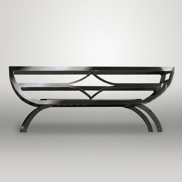 "Caxton Freestanding Fire Basket - 22"" image number 0"