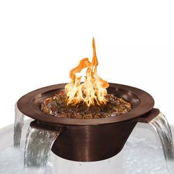 Cazo 4-Way Water & Fire Bowl