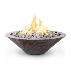 Cazo Copper Fire Pit - No Ledge