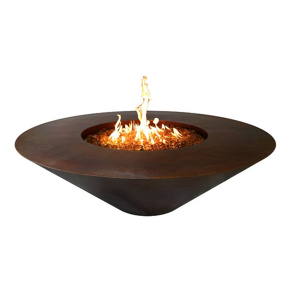Cazo Copper Fire Pit image number 0