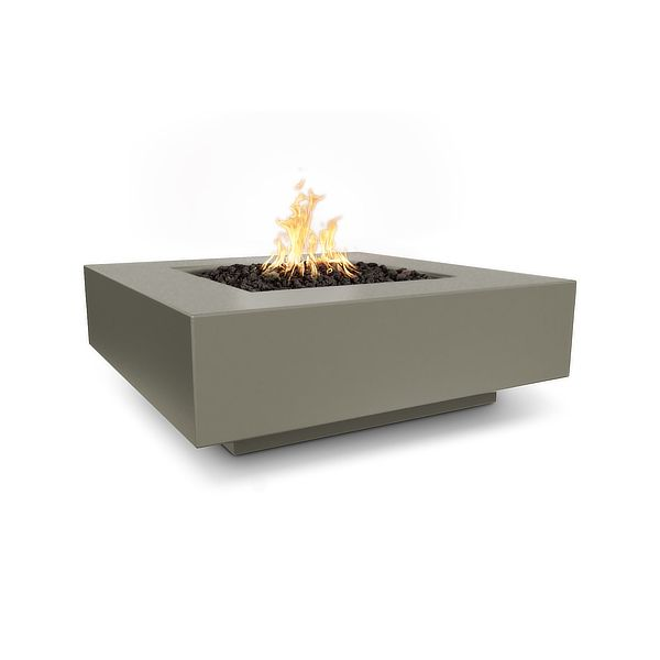 Cabo Concrete Square Fire Pit image number 0