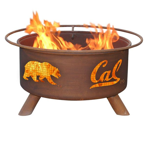 Cal Berkeley Fire Pit image number 0
