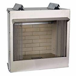 Carol Rose Premium Outdoor Firebox