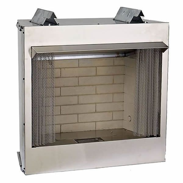Carol Rose Premium Outdoor Firebox image number 0