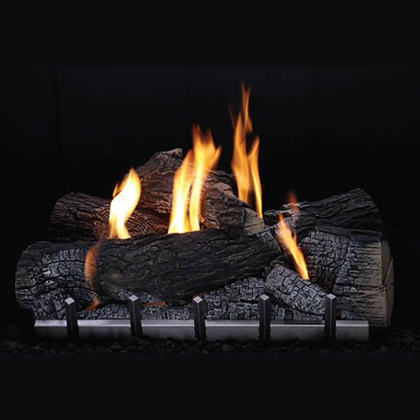 Carol Rose Wildwood Outdoor Gas Logs image number 0