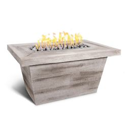 Carson Gas Fire Pit Table
