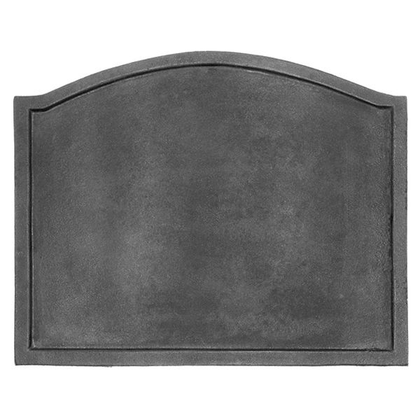 "Cast Iron Fireback - 22 1/2"" x 17 3/4"" image number 0"