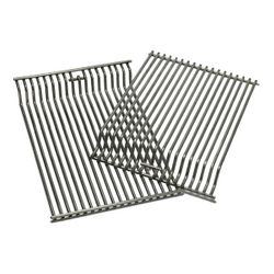 Cast Stainless Steel Grids for Size 4 Grills