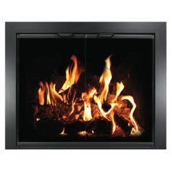 Chalet Masonry Fireplace Door