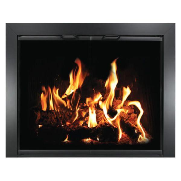 Chalet Masonry Fireplace Door image number 0