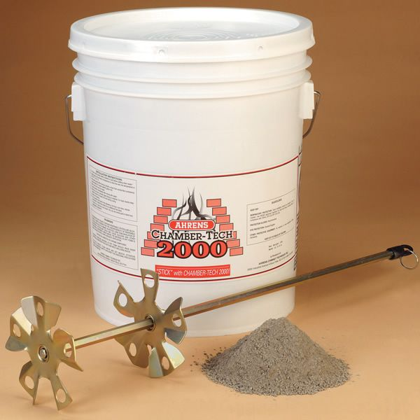 Chamber-Tech 2000 Parging Mix - 30 Lb Container image number 0