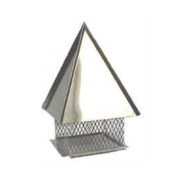 Extreme Hip Stainless Steel Chimney Cap image number 0