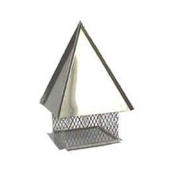 Extreme Hip Stainless Steel Chimney Cap