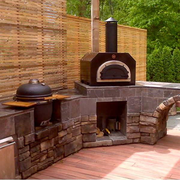 Chicago Brick Oven 500 Countertop Pizza Oven image number 4