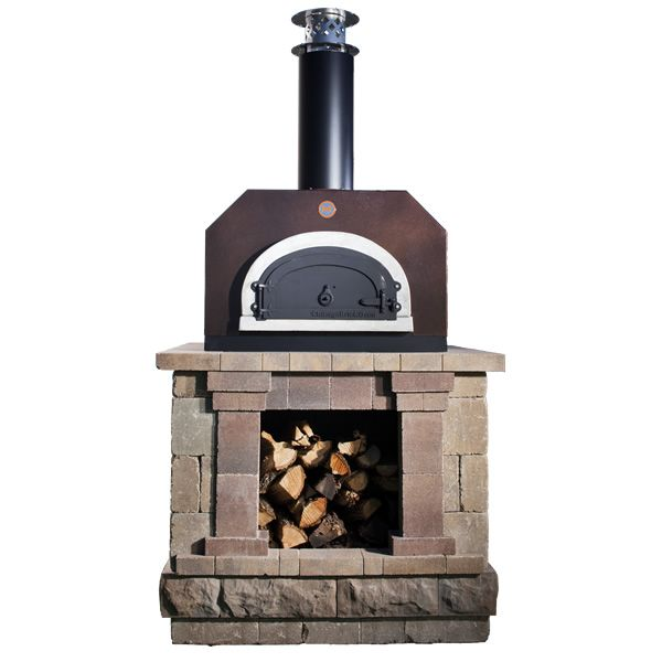 Chicago Brick Oven 500 Countertop Pizza Oven image number 6