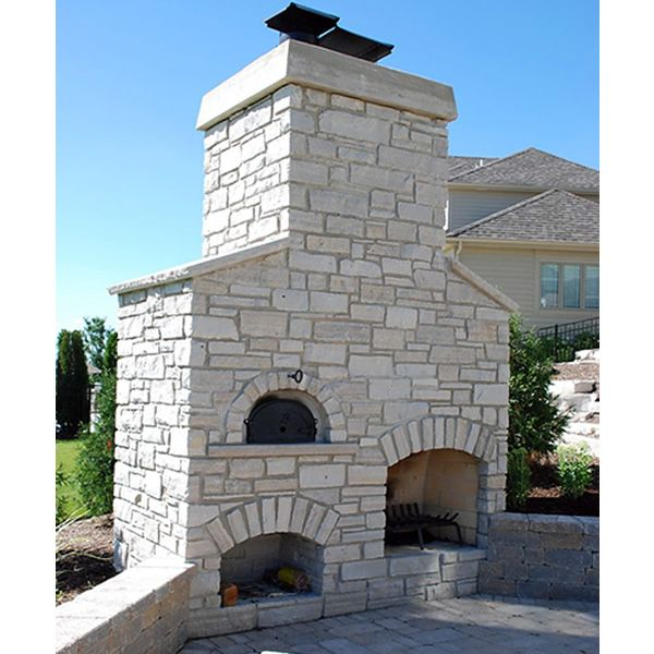 Chicago Brick Oven 500 Series Pizza Oven image number 7