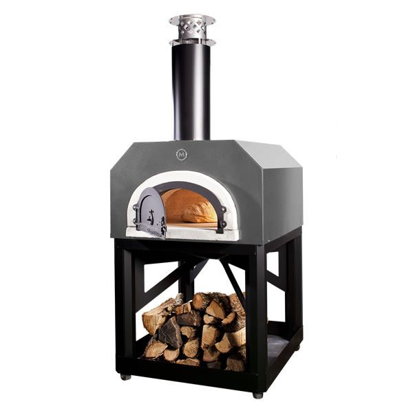 Chicago Brick Oven 750 Pizza Oven Cart Model - Silver image number 0