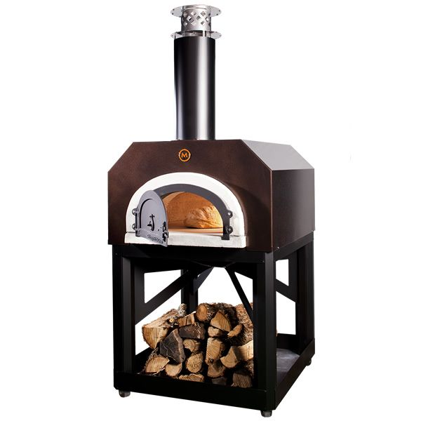 Chicago Brick Oven 750 Pizza Oven Cart Model image number 0