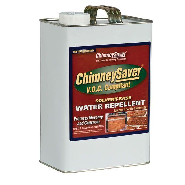 Chimneysaver VOC-Compliant Solvent Base Repellent - 4 gal image number 0