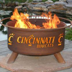 Cincinnati Wood Burning Fire Pit