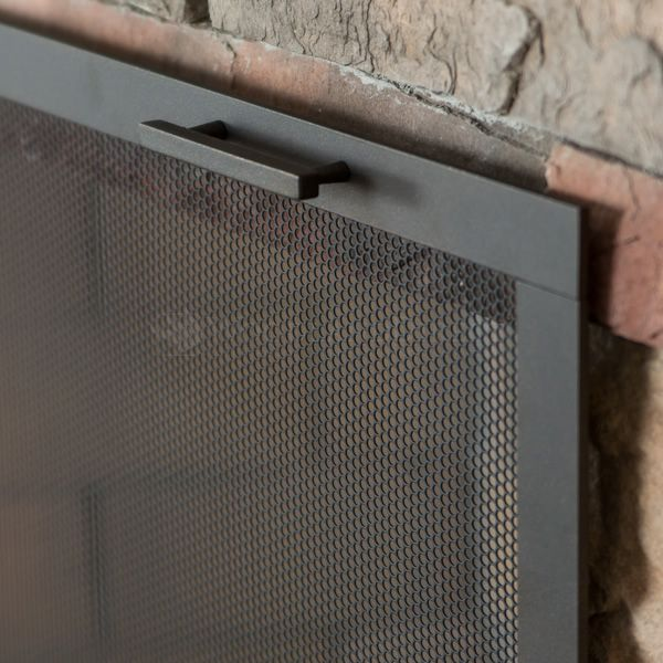 Classic Fireplace Screen image number 2