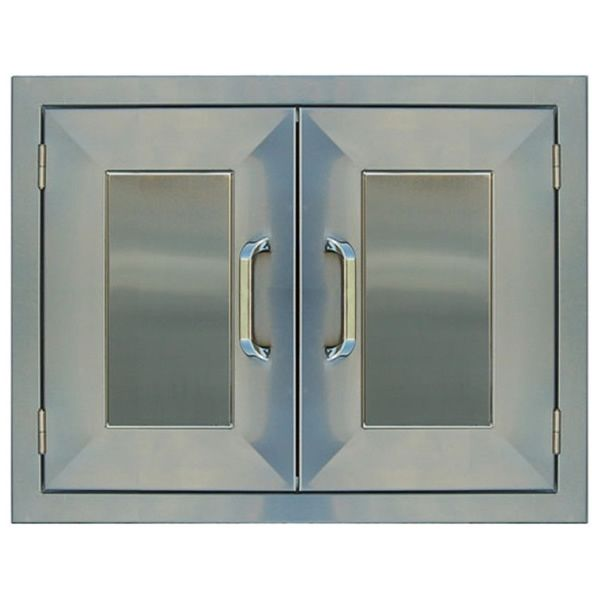 "Classic Panel Series Double Access Door - 27"" x 19"" image number 0"