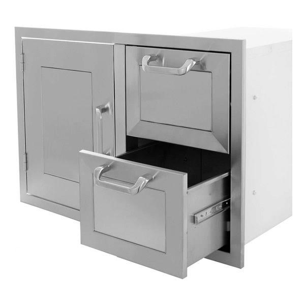 """Classic Panel Series Door/Drawer Combo - 36"""" image number 0"""