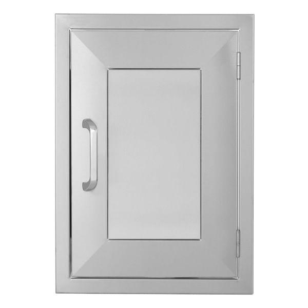 "Classic Panel Series Vertical Single Access Door - 17"" x 24"" image number 0"