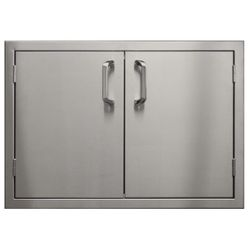 "Classic Series Double Access Door - 30"" x 19"""