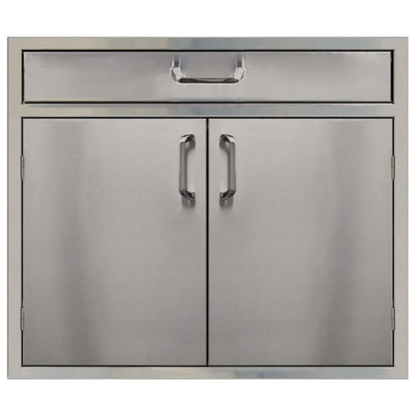 Classic Series Double Door/Drawer Combo image number 0