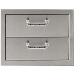 """Classic Series Double Drawer Storage - 17"""" x 12.5"""""""