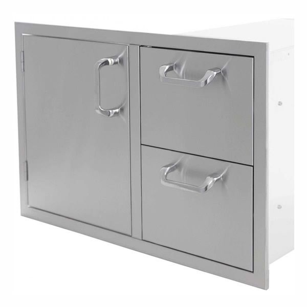 "Classic Series Door/Drawer Combo - 30"" image number 0"