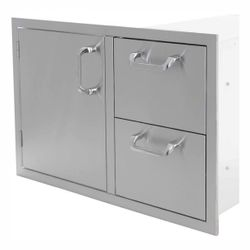 Classic Series Door/Drawer Combo - 30""