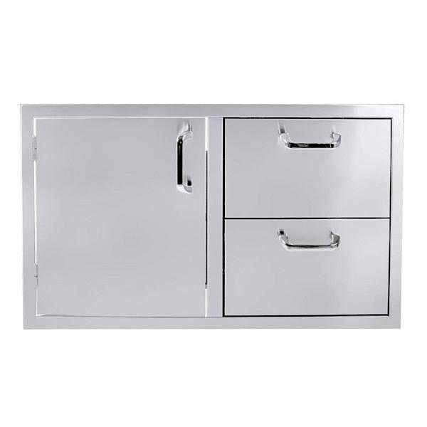 """Classic Series Door/Drawer Combo - 36"""" image number 0"""
