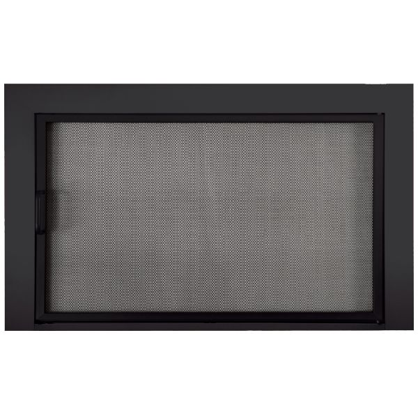 Clearview Reserve Mesh Masonry Fireplace Door image number 0