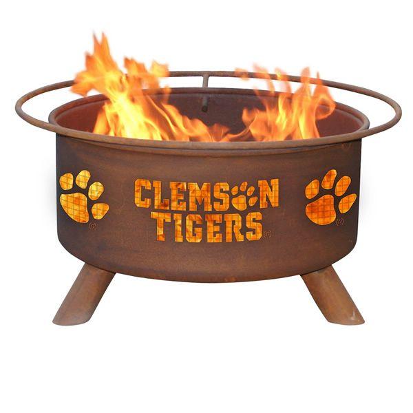 Clemson Fire Pit image number 0