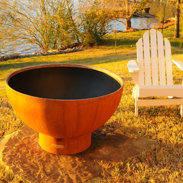 Crater Gas Fire Pit image number 2